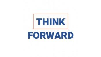 Think Forward's logo