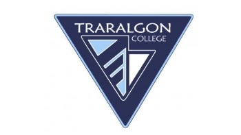 Traralgon College's logo