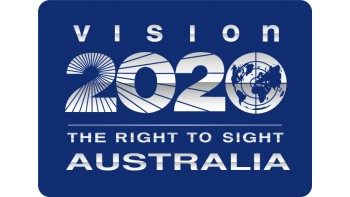 Vision 2020 Australia's logo