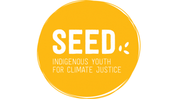 Seed Indigenous Youth Climate Network's logo