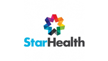 Star Health's logo