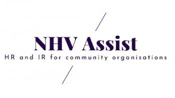 NHV Assist's logo