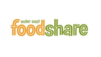 Outer East Foodshare's logo