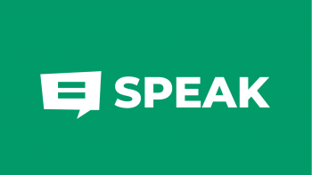 Speak's logo