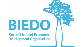 Burnett Inland Economic Development Organisation BIEDO's logo