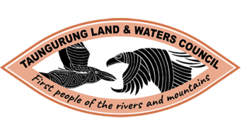 Taungurung Land and Waters Council's logo