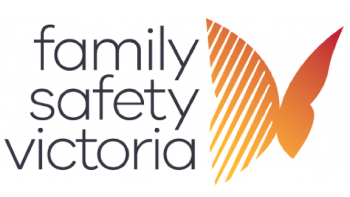 DFFH Family Safety Victoria's logo