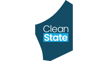 Clean State's logo