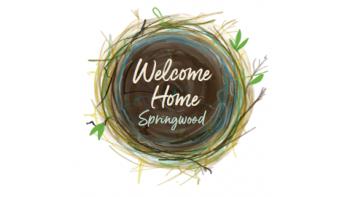 Welcome Home Springwood's logo
