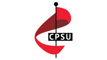 Community and Public Sector Union (PSU-Group)'s logo