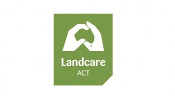 Landcare ACT's logo