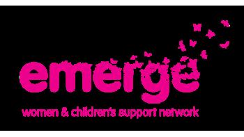 Emerge Women & Children's Support Network's logo