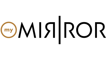 My Mirror's logo