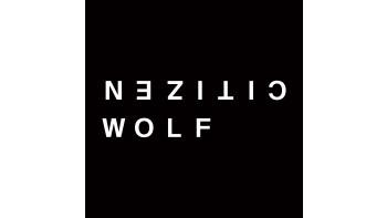 Citizen Wolf's logo