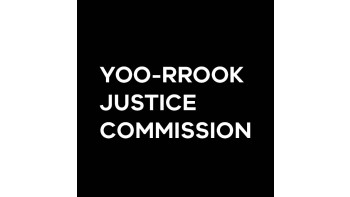 Yoo-rrook Justice Commission 's logo