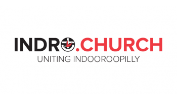 Indooroopilly Uniting Church's logo