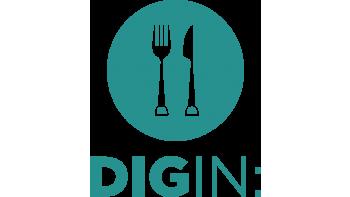 Dig In: Inc's logo