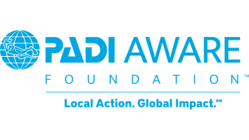 PADI AWARE Foundation's logo