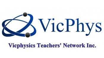 Vicphysics Teachers' Network's logo