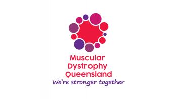 Muscular Dystrophy Queensland's logo