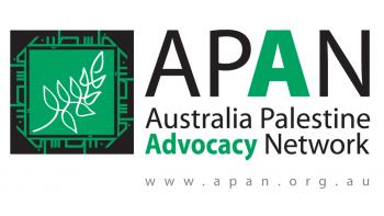 Australia Palestine Advocacy Network's logo