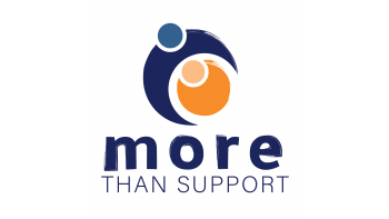 More Than Support's logo