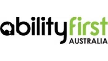 Ability First Australia's logo