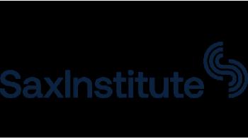 The Sax Institute's logo
