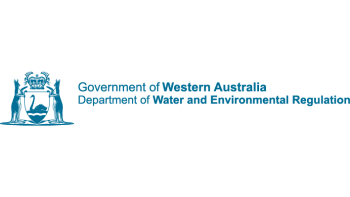 Department of Water and Environmental Regulation's logo
