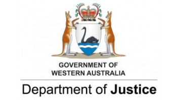 Department of Justice's logo