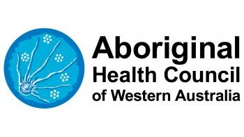 Aboriginal Health Council of Western Australia's logo