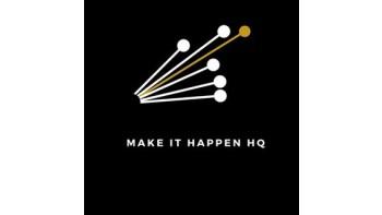 Make It Happen HQ's logo