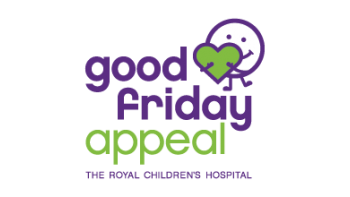 Good Friday Appeal 's logo