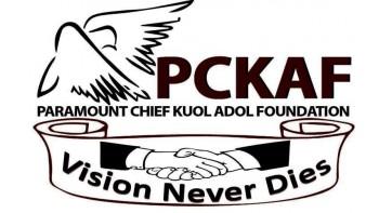 Paramount Chief Kuol Adol Foundation's logo