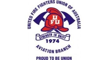United Firefighters Union  Australia (Aviation Branch)'s logo