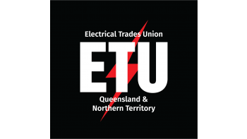 Electrical Trades Union Queensland's logo