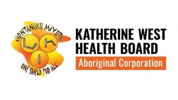 Katherine West Health Board's logo