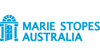 Marie Stopes Australia's logo