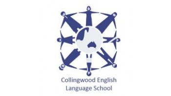 Collingwood English Language School's logo