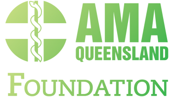 Australian Medical Association of Queensland Foundation's logo