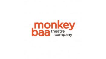 Monkey Baa Theatre Company's logo
