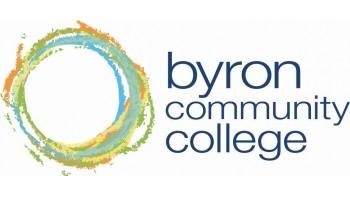 Byron Community College's logo