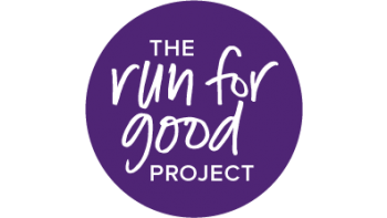 The Run For Good Project's logo