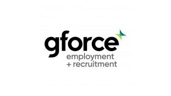 gforce employment + recruitment's logo