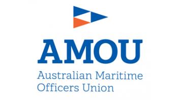 Australian Maritime Officers Union's logo