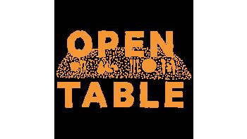 Open Table's logo