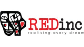 REDinc's logo