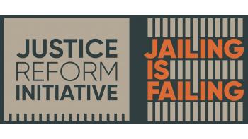 Justice Reform Initiative's logo