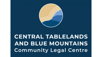 Central Tablelands and Blue Mountains Community Legal Centre's logo