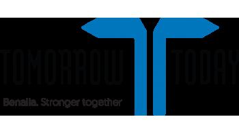 Tomorrow Today Foundation's logo
